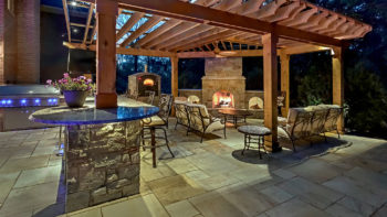 Year-Round Benefits with a Backyard Fire Pit