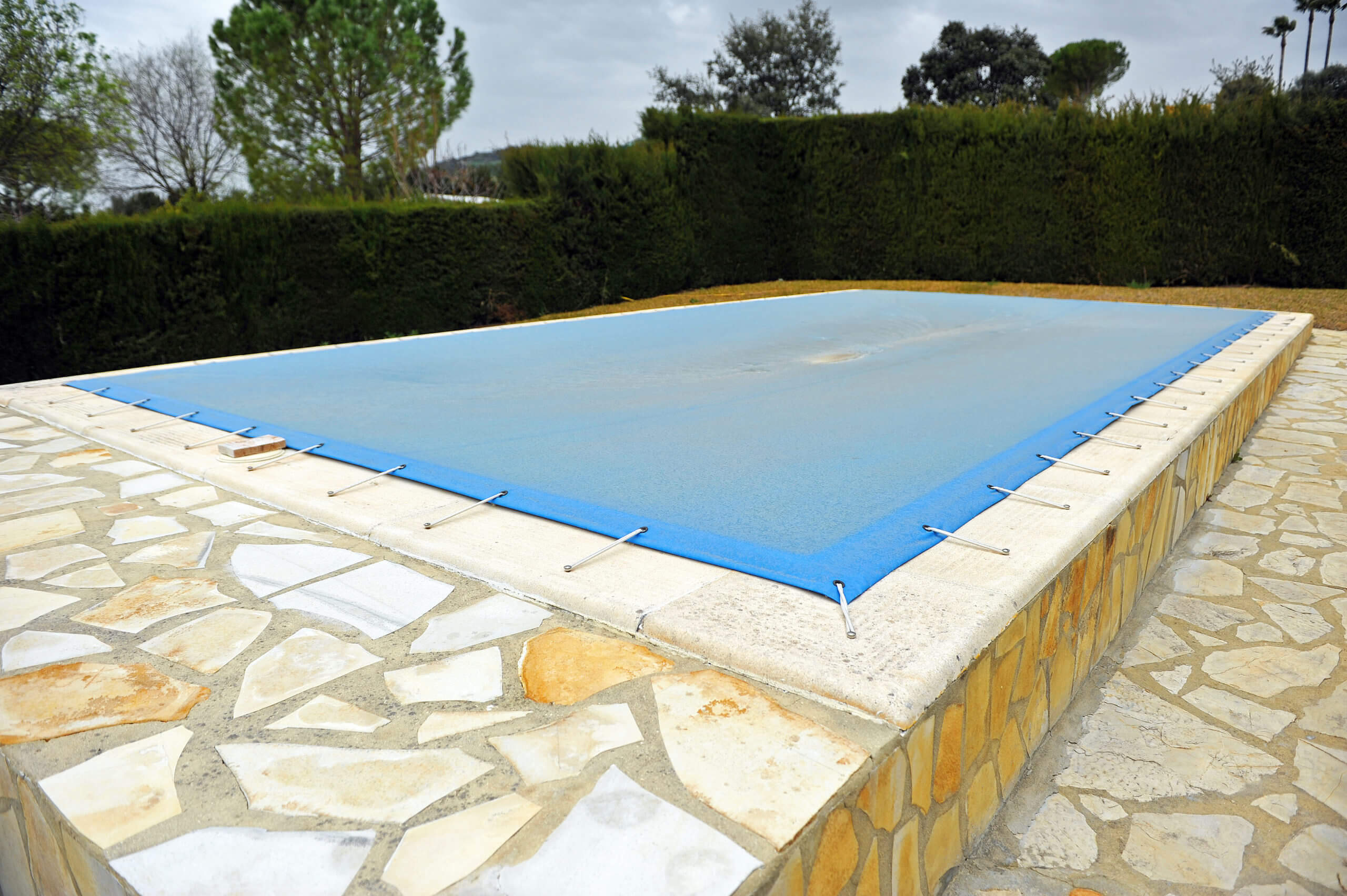 Winter Pool Maintenance Tips