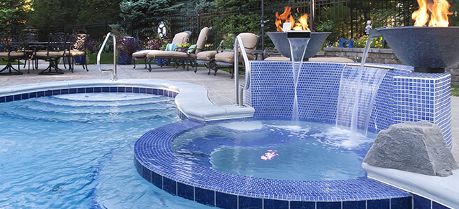 Chicago Pool Spa and Firebowls