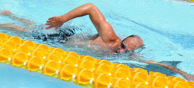 Swimming Pool Health Benefits