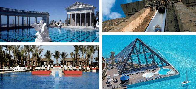 Pools Around the World